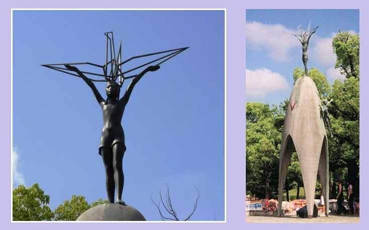Памятник детям мира